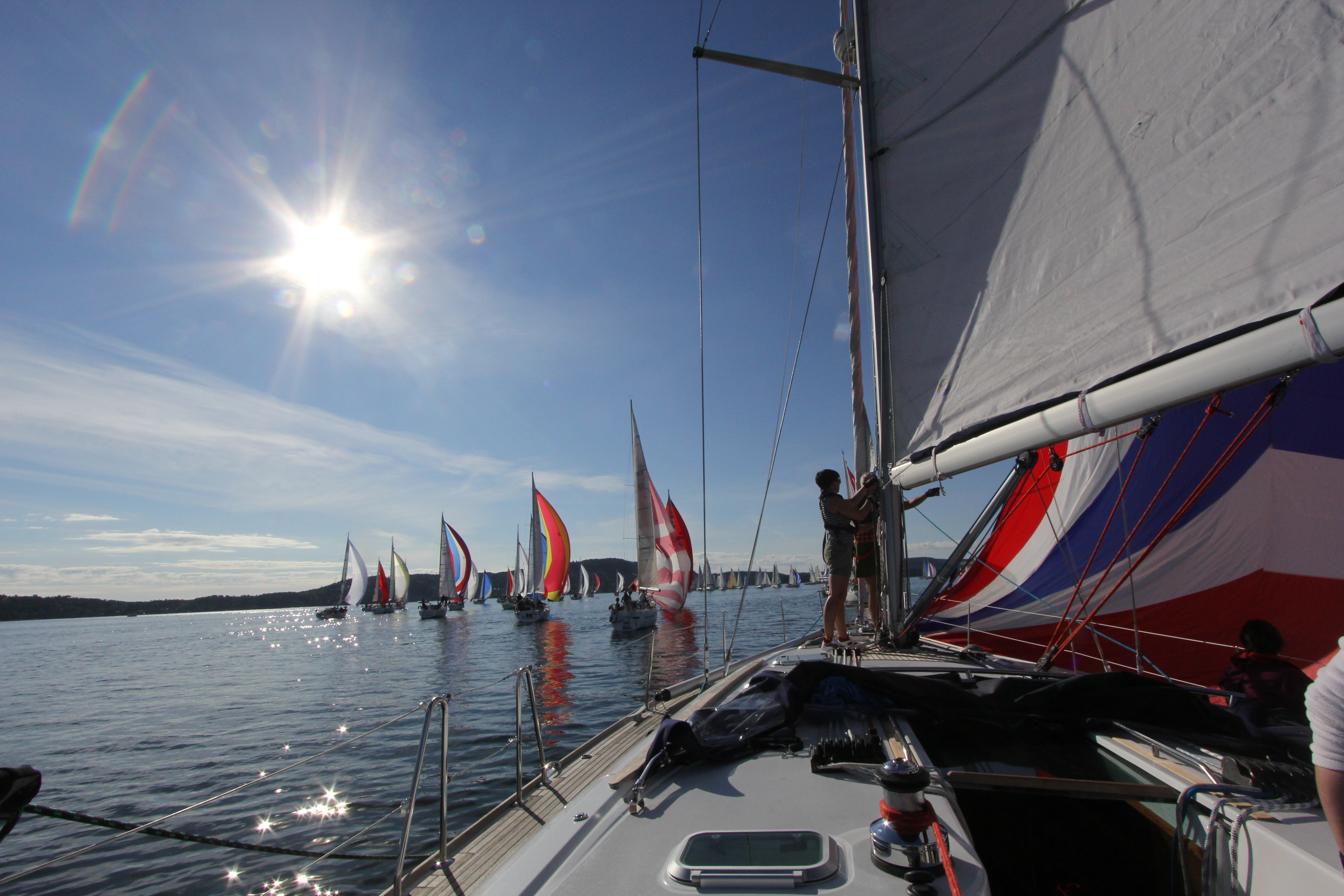 Unterwegs Event Tipp Duisburg segelt 2018