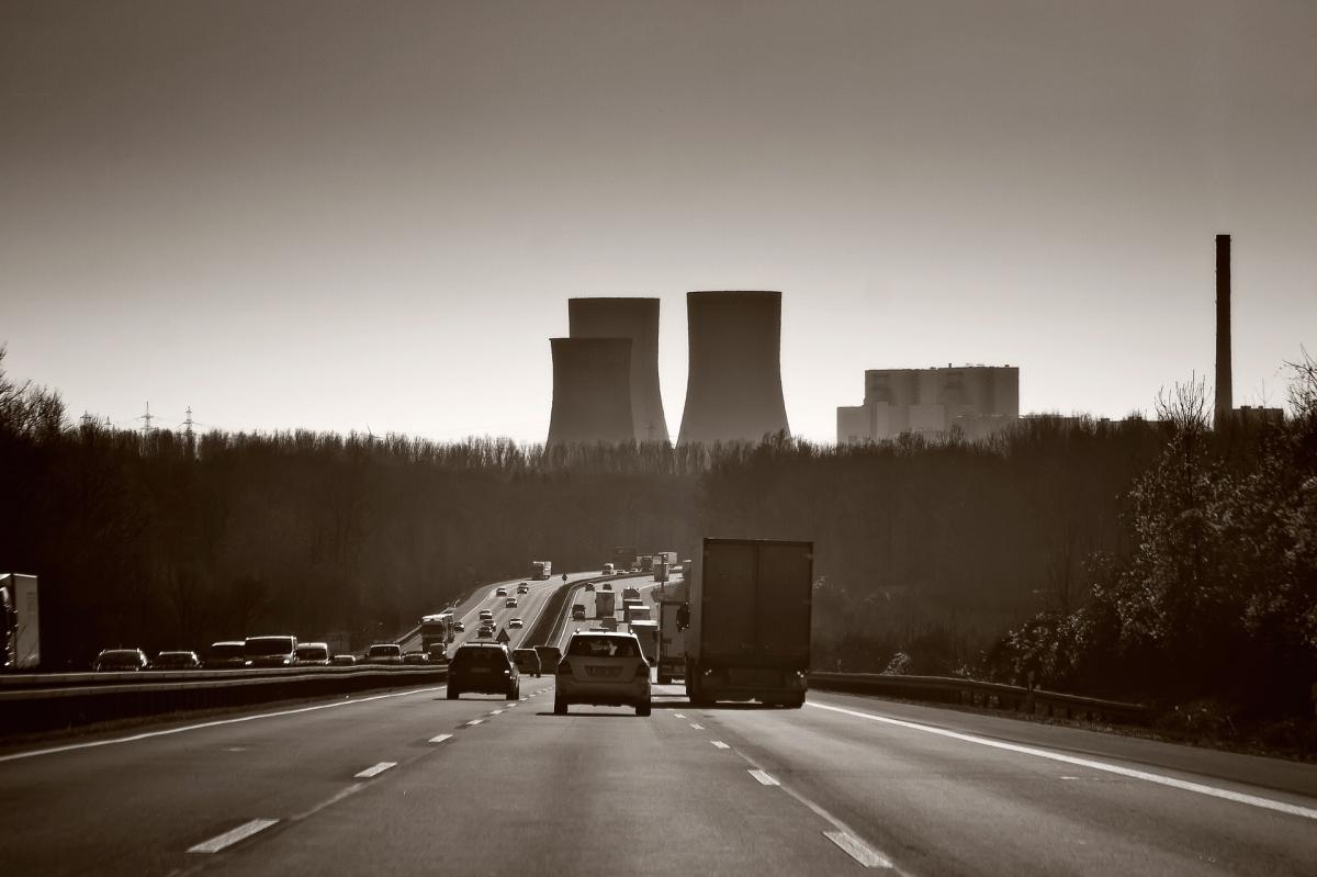 Autobahn Ruhrgebiet